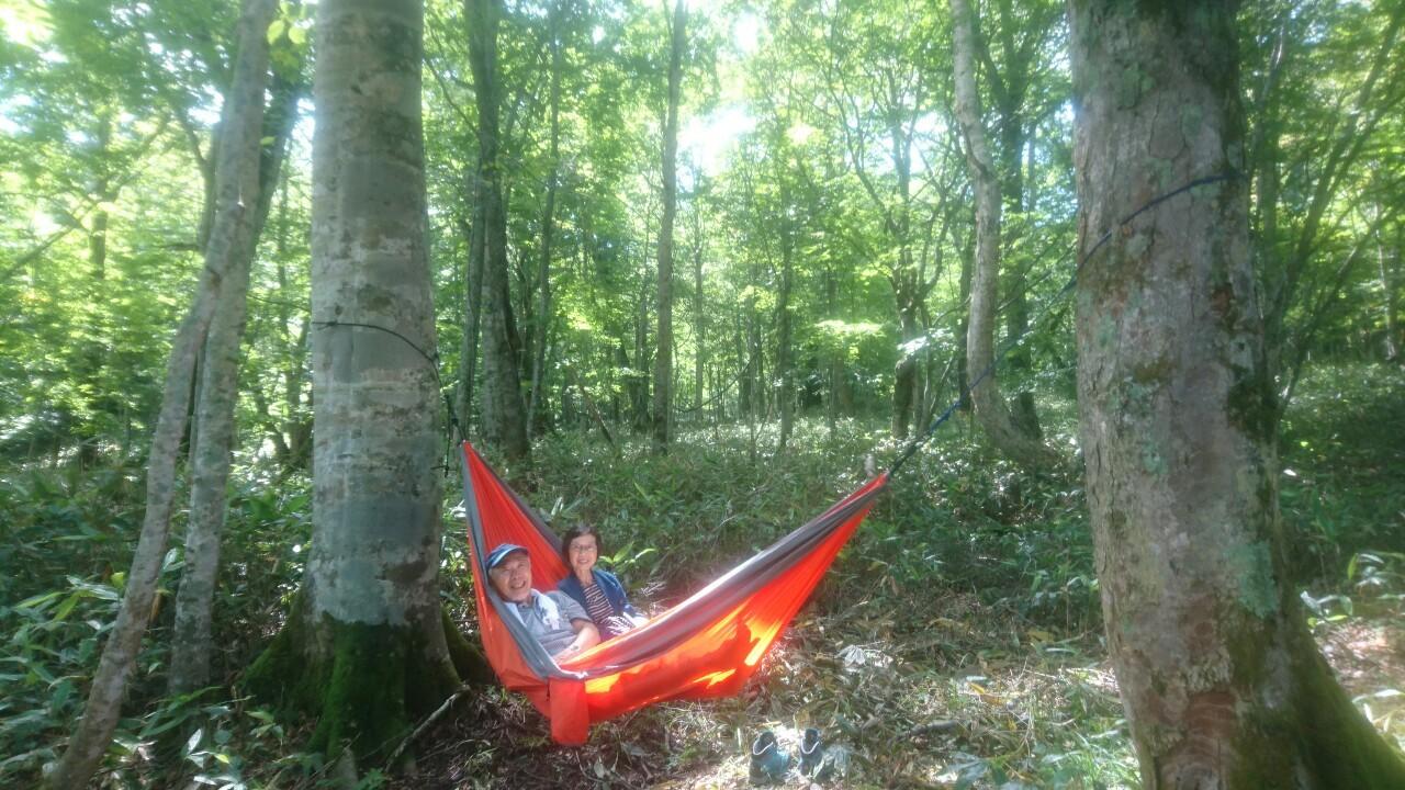夏休み企画「奥鬼怒ブナ平ハイキング」を開催しました。
