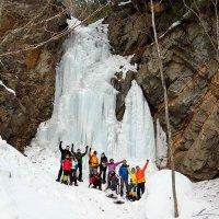 第3回「奥鬼怒の神秘の氷瀑を巡るスノートレッキング」報告レポート 3月3日